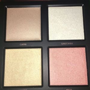 HUDA 3d highlighting palette